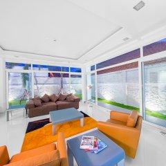 Отель DaVinci Pool Villa Pattaya гостиничный бар