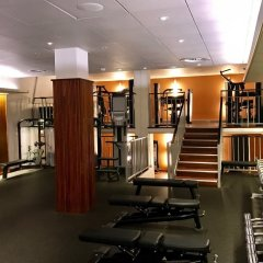 Отель Radisson Blu Royal Park Солна фитнесс-зал