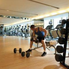 Отель Swiss Grand Xiamen фитнесс-зал фото 2