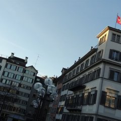 Отель Villette City Center - Bellevue Швейцария, Цюрих - отзывы, цены и фото номеров - забронировать отель Villette City Center - Bellevue онлайн фото 2