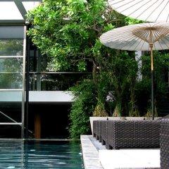 Отель Luxx Xl At Lungsuan Бангкок бассейн фото 3