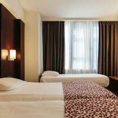Hotel Catalonia Brussels комната для гостей фото 3