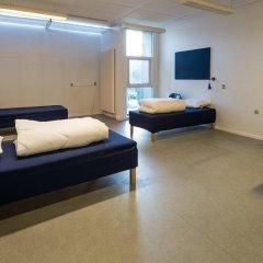 Отель Sleep-In Gellerup Дания, Орхус - отзывы, цены и фото номеров - забронировать отель Sleep-In Gellerup онлайн комната для гостей