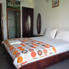 Ngan Pho Hotel комната для гостей