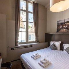 Отель Goezeput Бельгия, Брюгге - отзывы, цены и фото номеров - забронировать отель Goezeput онлайн комната для гостей фото 3