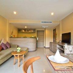 Отель Green Park Resort Таиланд, Паттайя - - забронировать отель Green Park Resort, цены и фото номеров комната для гостей фото 3