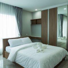 Апартаменты Modernbright Service Apartment Бангламунг комната для гостей фото 4