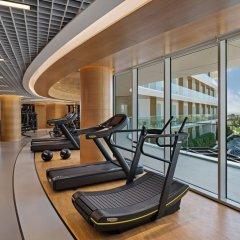 Отель JA Palm Tree Court фитнесс-зал фото 3