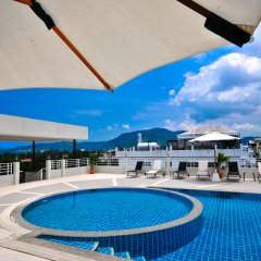The ASHLEE Plaza Patong Hotel & Spa детские мероприятия фото 2