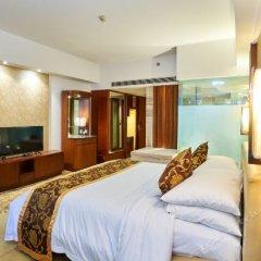 Отель Xiamen Dongfang Hotshine Hotel Китай, Сямынь - отзывы, цены и фото номеров - забронировать отель Xiamen Dongfang Hotshine Hotel онлайн комната для гостей фото 5