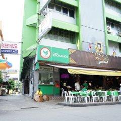 Отель Yes Kaosan городской автобус
