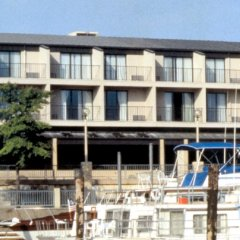 Отель Channel Inn США, Вашингтон - отзывы, цены и фото номеров - забронировать отель Channel Inn онлайн балкон
