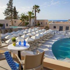 Отель St. Elias Resort & Waterpark – Ultra All Inclusive Кипр, Протарас - отзывы, цены и фото номеров - забронировать отель St. Elias Resort & Waterpark – Ultra All Inclusive онлайн бассейн фото 2
