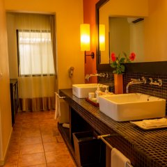 Отель Angsana Velavaru Мальдивы, Южный Ниланде Атолл - отзывы, цены и фото номеров - забронировать отель Angsana Velavaru онлайн Южный Ниланде Атолл  ванная фото 2