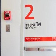 Отель Red Planet Bangkok Surawong интерьер отеля