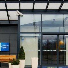 Отель Holiday Inn Express Duesseldorf City Nord Германия, Дюссельдорф - 12 отзывов об отеле, цены и фото номеров - забронировать отель Holiday Inn Express Duesseldorf City Nord онлайн фото 3