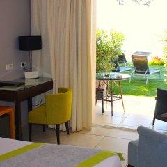 Отель Dolce Vita Франция, Аджассио - отзывы, цены и фото номеров - забронировать отель Dolce Vita онлайн удобства в номере фото 2