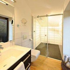 Design Hotel Tyrol Парчинес ванная фото 2