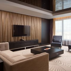 DoubleTree by Hilton Hotel Minsk комната для гостей