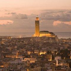 Отель Novotel Casablanca City Center пляж фото 2