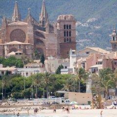 Отель in Palma de Mallorca - 105075 by MO Rentals Испания, Пальма-де-Майорка - отзывы, цены и фото номеров - забронировать отель in Palma de Mallorca - 105075 by MO Rentals онлайн пляж
