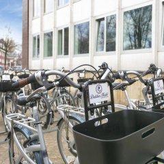 Отель Dutchies Hostel Нидерланды, Амстердам - отзывы, цены и фото номеров - забронировать отель Dutchies Hostel онлайн фитнесс-зал