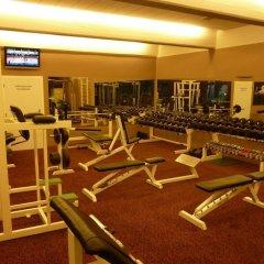 Hotel International Prague фитнесс-зал