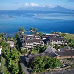 Отель Manava Suite Resort Пунаауиа пляж