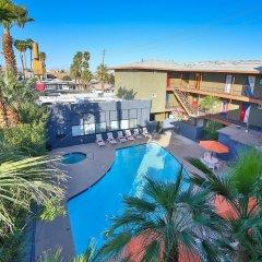 Отель Las Vegas Hostel США, Лас-Вегас - отзывы, цены и фото номеров - забронировать отель Las Vegas Hostel онлайн бассейн фото 2