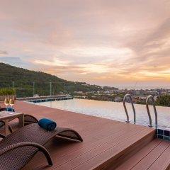 Отель Splendid Sea View Resort пляж Ката бассейн фото 3