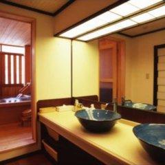 Отель Sansuikan Япония, Беппу - отзывы, цены и фото номеров - забронировать отель Sansuikan онлайн ванная