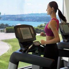 Отель InterContinental Istanbul фитнесс-зал фото 4