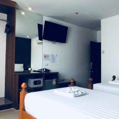 Отель VITS Patong Dynasty удобства в номере фото 4