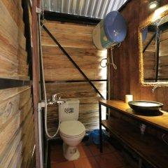 Отель Lang Boho Далат ванная