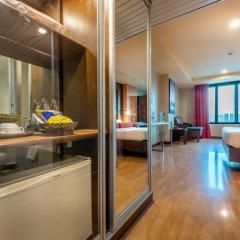 Отель Bangkok Cha-Da Hotel Таиланд, Бангкок - отзывы, цены и фото номеров - забронировать отель Bangkok Cha-Da Hotel онлайн удобства в номере