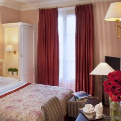 Отель Lenox Montparnasse Hotel Франция, Париж - 1 отзыв об отеле, цены и фото номеров - забронировать отель Lenox Montparnasse Hotel онлайн комната для гостей фото 5