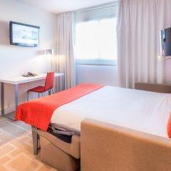 Отель Hipark By Adagio Marseille Марсель комната для гостей