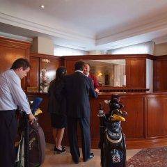 Отель Hoyuela Испания, Сантандер - отзывы, цены и фото номеров - забронировать отель Hoyuela онлайн интерьер отеля фото 3