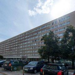 Отель P&O Apartments Metro Centrum Польша, Варшава - отзывы, цены и фото номеров - забронировать отель P&O Apartments Metro Centrum онлайн парковка