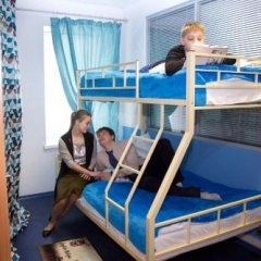 Tikhy Tchas Nikitskaya Capsule - Hostel Москва фитнесс-зал