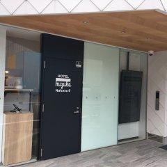 mizuka Nakasu 6 - unmanned hotel - Фукуока вид на фасад