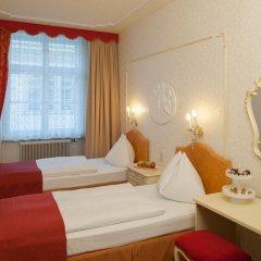 Отель Pertschy Palais Hotel Австрия, Вена - 5 отзывов об отеле, цены и фото номеров - забронировать отель Pertschy Palais Hotel онлайн комната для гостей фото 2