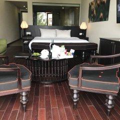 Отель Thanh Binh Riverside Hoi An Вьетнам, Хойан - отзывы, цены и фото номеров - забронировать отель Thanh Binh Riverside Hoi An онлайн интерьер отеля