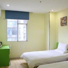 Отель Hi Inn Shenzhen Diwang Building Шэньчжэнь комната для гостей фото 2