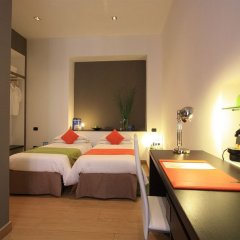 Отель The Luxury Milano комната для гостей фото 5