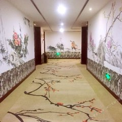 Отель Delin Yi'an Hostel Китай, Сиань - отзывы, цены и фото номеров - забронировать отель Delin Yi'an Hostel онлайн интерьер отеля фото 2