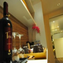 Отель Golden Cliff House Паттайя удобства в номере