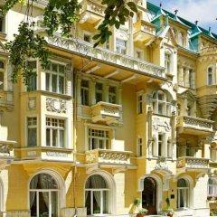Spa Hotel Svoboda вид на фасад фото 2