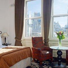 Отель SCOTSMAN Эдинбург комната для гостей фото 2