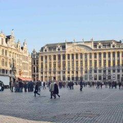 Отель Novotel Brussels Midi Station Брюссель фото 15